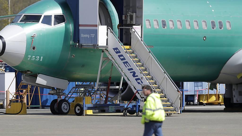 Mehr Zeit für die Prüfung von 737-Max-Zulassung