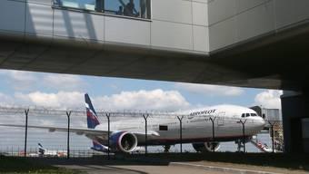 Flughafen Moskau
