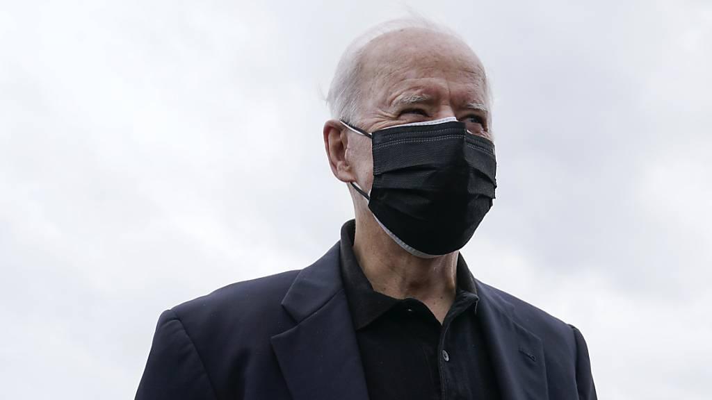 Biden nennt Militärgewalt schrecklich und abscheulich