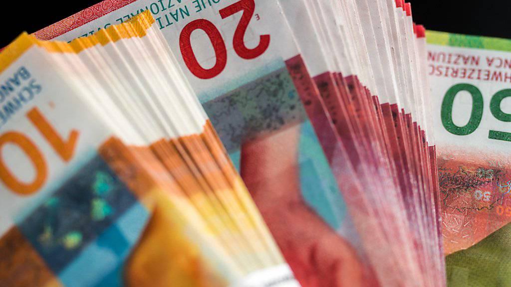 Der Nationalrat will, dass der höchste Lohn in bundesnahen Betrieben die Schwelle von 500'000 Franken nicht überschreitet. (Themenbild)
