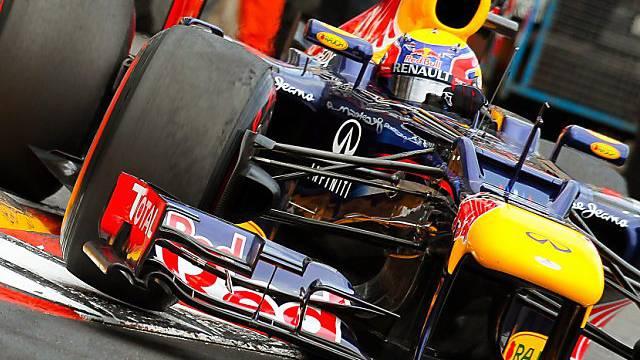 Mark Webbers Unterboden beim Monaco-Sieg war illegal.