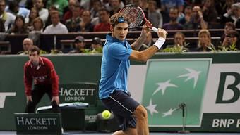 Federer trifft nun im Viertelfinal auf den Argentinier Juan Monaco