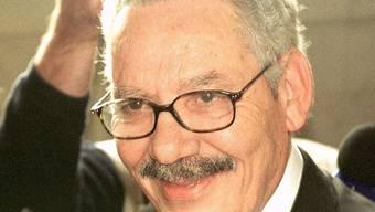 Algerischer Ex-Verteidigungsminister und General, Khaled Nezzar