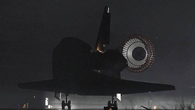 """Die US-Raumfähre """"Endeavour"""" ist gelandet - zum letzten Mal"""