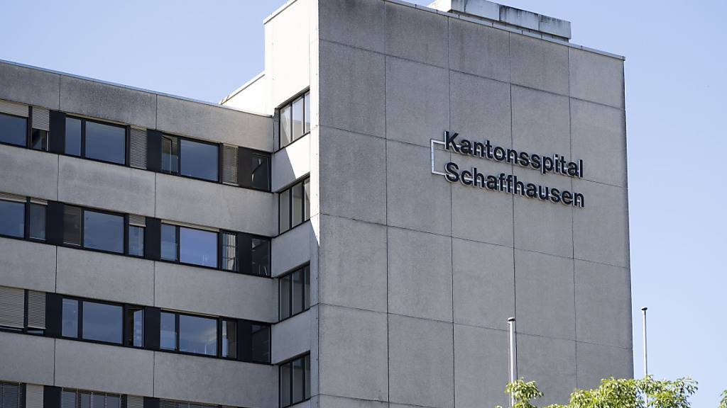 Kantonsspital Schaffhausen meldet Kapazitätsengpass wegen Covid-19