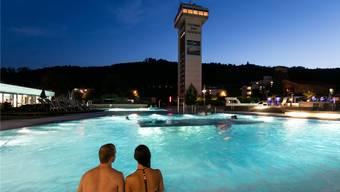Thermalbad Zurzach startet mit Rekord ins 2019