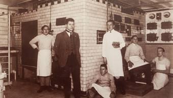 100 Jahre Bäckerei Furter