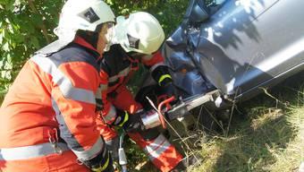 Feuerwehr Übung Schlieren