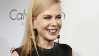 Kidman wird in Cannes von Jury-Präsident Spielberg geschlaucht