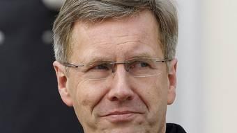 Der deutsche Bundespräsident Christian Wulff: Seine Immunität soll aufgehoben werden (Archiv)