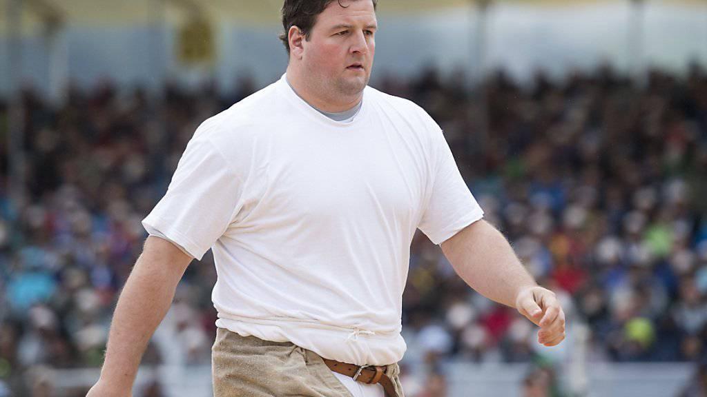 Florian Gnägi - einer der bösesten Turnerschwinger.