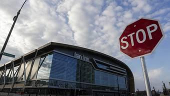 Die Milwaukee Bucks trainieren in ihrem Zentrum ab sofort nicht mehr