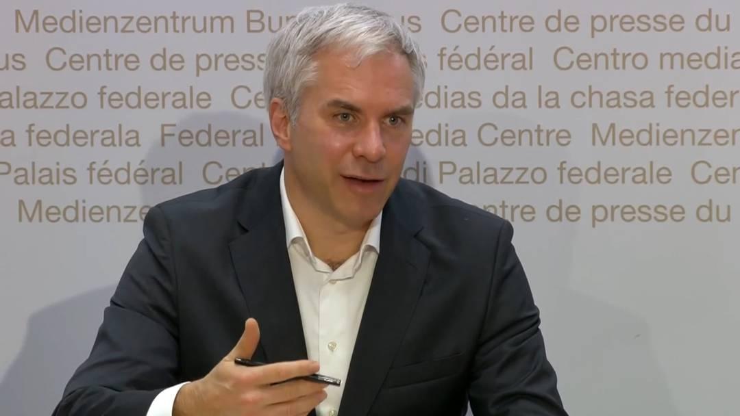 """Martin Ackermann: """"Ich würde einen Lockdown wählen"""""""