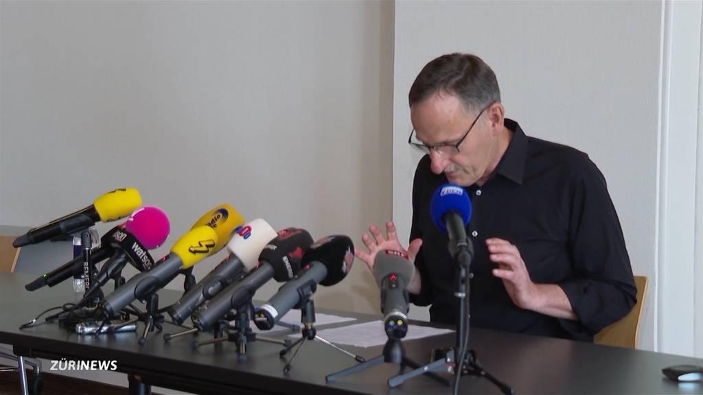 Regierungsrat Mario Fehr tritt aus der SP aus