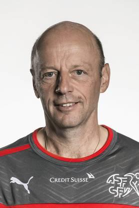 Trainer Dany Ryser.