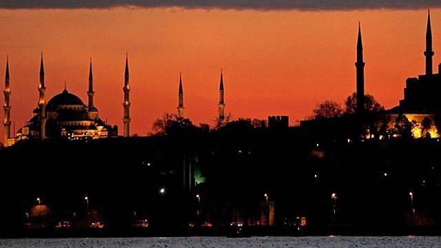 Istanbul ist für ein Jahr Europäische Kulturhauptstadt (Archiv)