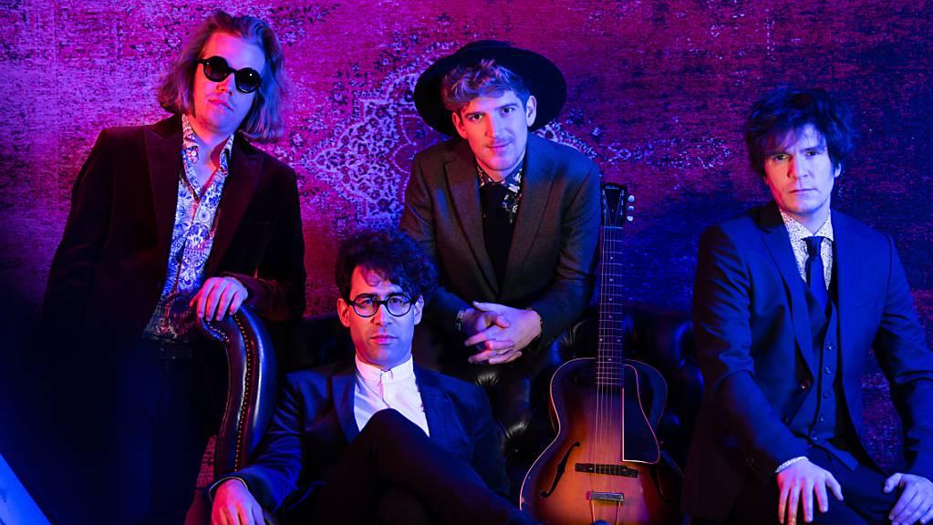 Ein Album, dass besser nicht in die Zeit passen könnte: Die Bieler Band Pegasus veröffentlicht «Unplugged».