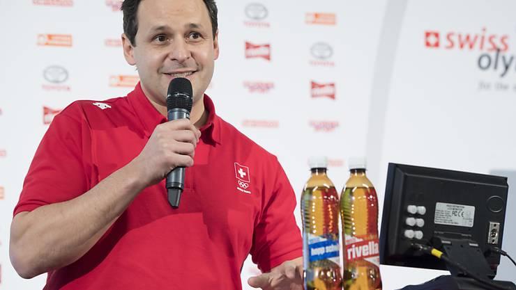 Chef der Schweizer Olympia-Delegation in Pyeongchang: Ralph Stöckli