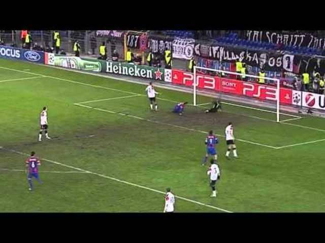 Saison 2011/12: FC Basel – Manchester United 2:1