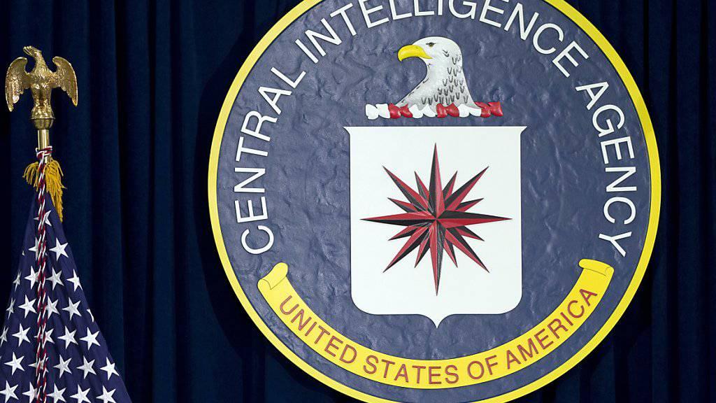 Über 8000 interne CIA-Dokumente veröffentlichte Wikileaks vergangene Woche: Sie könnten von einem Vertragsunternehmen des US-Geheimdienstes stammen. (Archivbild)