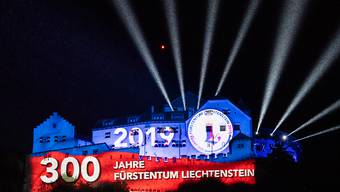 Liechtenstein feiert dieses Jahr seinen 300. Geburtstag. Am Mittwoch erfolgte der Auftakt zu den Festivitäten.
