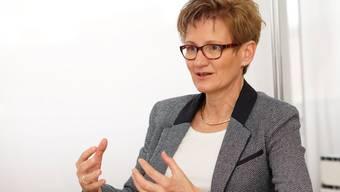 «Es ist nicht alles gelungen. Einige Entscheide dauerten lange»: Sabine Pegoraro gibt sich im bz-Interview selbstkritisch.