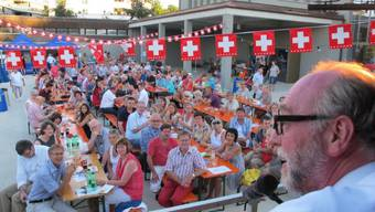 1.-August-Feier in Rheinfelden