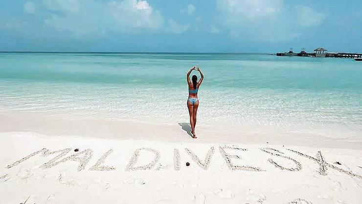 Provokation für so manche: Belinda Bencic postet Luxus-Ferienfotos.