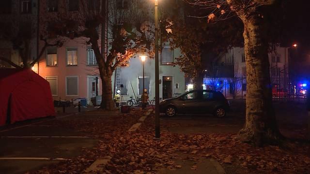 Sechs Todesopfer nach Brand in Solothurn