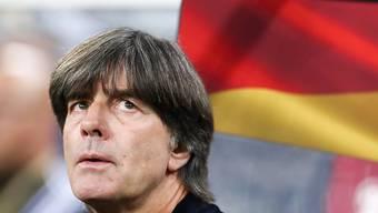 Joachim Löw rückt (noch) nicht von seinem Verjüngungskurs ab