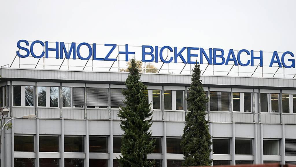Aus Schmolz + Bickenbach wird Swiss Steel Group