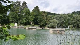 Zwischen Schwimmbad in Brugg und Umiken steht Fussgängersteg zur Diskussion