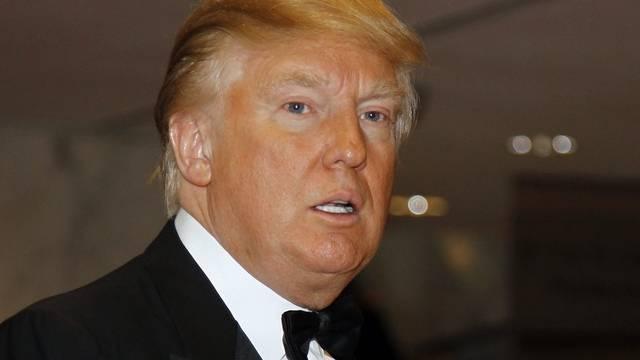 Donald Trump (im Bild) enttäuscht von David Letterman (Archiv)