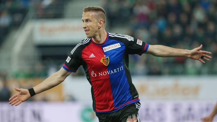 Marc Janko erzielte gegen St. Gallen das zwischenzeitliche 2:0 per Kopfball.