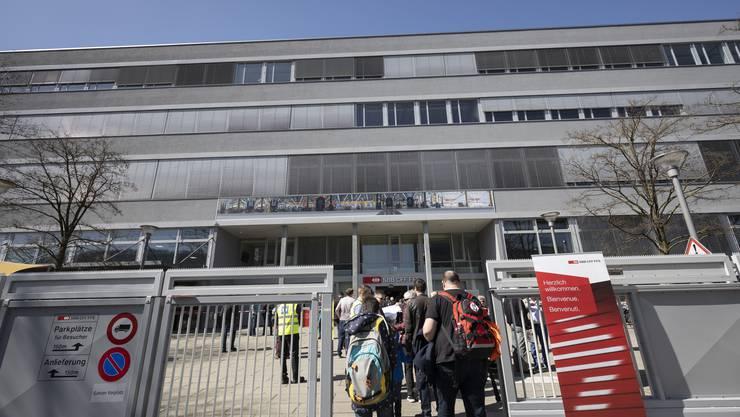 Tag der offenen Tür im SBB-Stellwerk Olten
