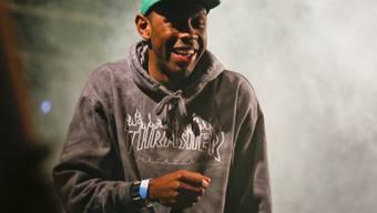 Forderte Tyler, The Creator seine Fans auf, zu drängeln? (Archiv)