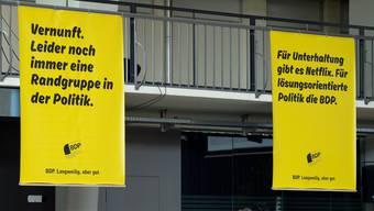 Die Gemeinde Arlesheim soll die BDP beim Plakatieren und Versenden von Wahlunterlagen diskriminiert zu haben. (Symbolbild)