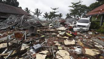 Tsunami in indonesien Dez 2018