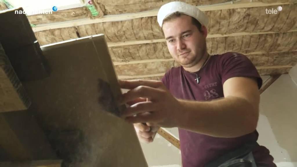 Junge Zuger bauen Eigenheim