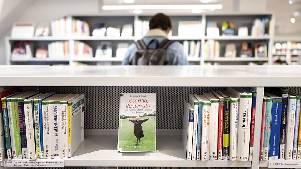Die Ostschweizer Kantone und das Fürstentum Liechtenstein haben die Mittel für die Fortsetzung des Förderprogramms «Buch und Literatur Ost+» gesprochen. (Symbolbild)