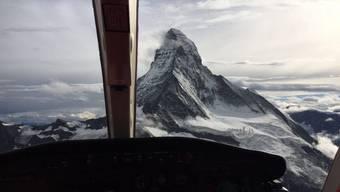 Blitzeinschlag Matterhorn