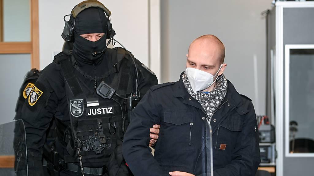 Deutschland: Höchststrafe nach Terroranschlag von Halle