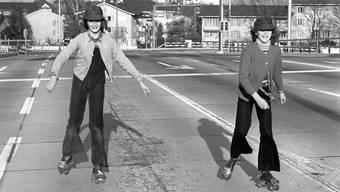 Die Klimapolitik holt den «autofreien Sonntag» wieder in die öffentliche Diskussion. (21. November 1973, Zürich)