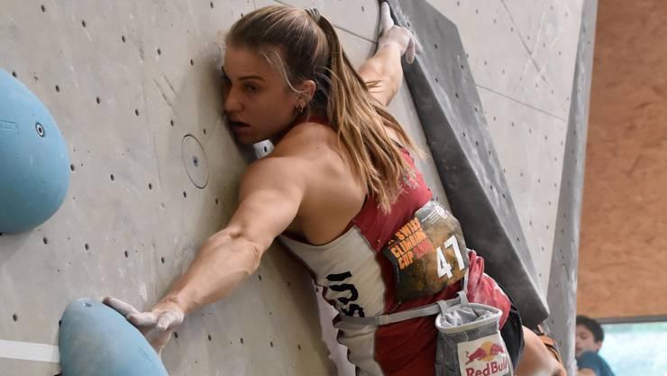 Petra Klingler (Bonstetten) verteidigt mit einem Sieg in Pratteln ihren Schweizer Meistertitel.