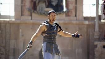 Kämpfe wie im Film «Gladiator» gab es auch im Amphitheater in Vindonissa.ZVG