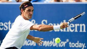 ATP Cincinnati 2018: Djokovic schlägt Federer