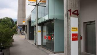 Am 6. April zum letzten Mal geöffnet: Postfiliale an der Wengistrasse.