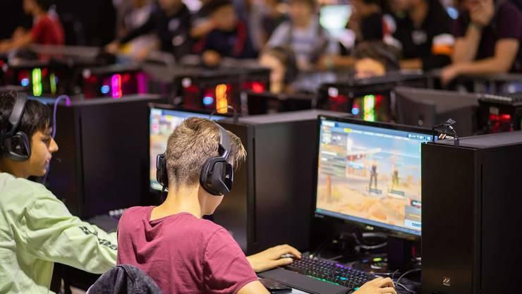 Zurich Game Show: Die dreitägige Messe in Zürich, die morgen beginnt, lockte letztes Jahr 27 000 Besucher an.
