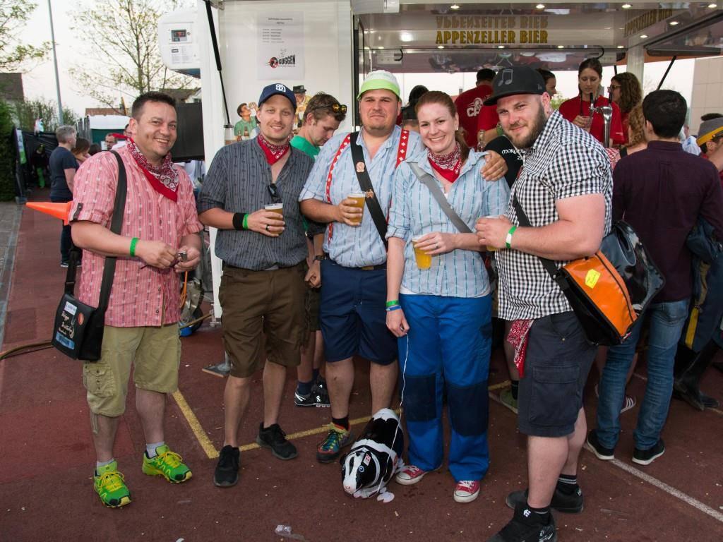 Guggen-Schweizermeisterschaft in Engelburg (© Michael Kuhn/MK-Shoot/FM1Today)