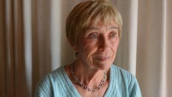 Hat ihre Kindheit während des Zweiten Weltkriegs in Wien verbracht: Elisabeth Häubi.